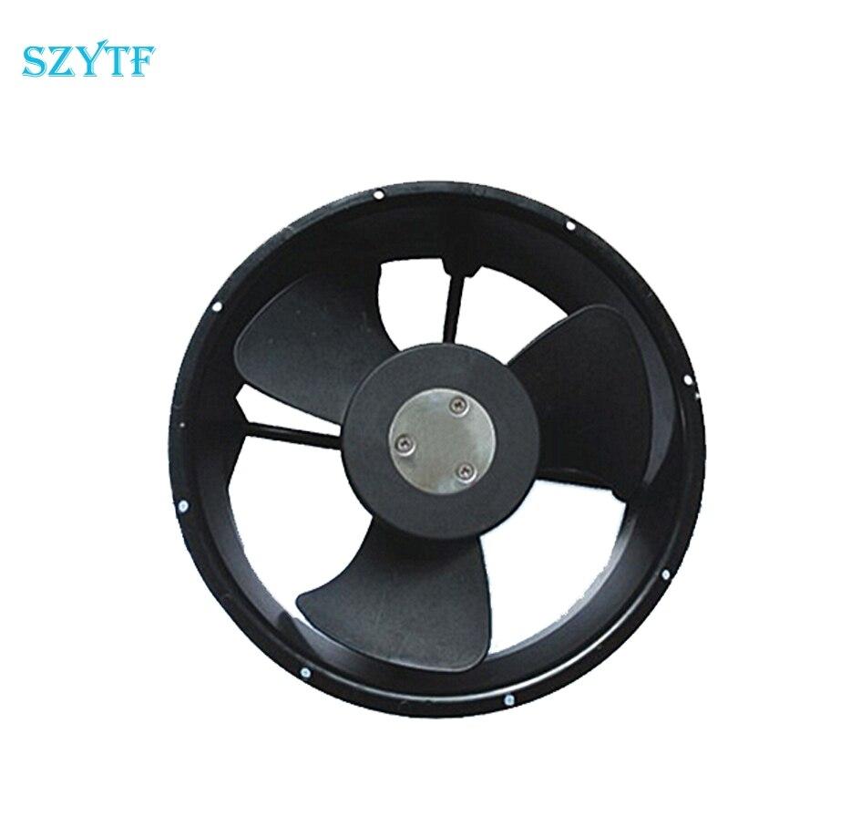100% brand new  YY25489HBT2 AC 220V 25CM 25489 dual ball bearing fan axial fan