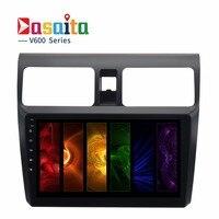 Dasaita 10 2 Android 6 0 Car GPS Player For Suzuki Swift With Octa Core 2GB