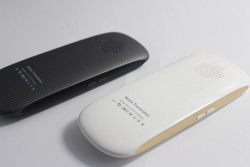 Intelligent Language Voice Translator WiFi Instant Portable Translator 2 Way Real-Time Translation Traveling Meeting Translator 38