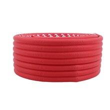 Ruiwjx бесплатно Детский защитный бампер для детей Расширенная Толстая Защитная полоска против царапин защитная полоска для детского сада