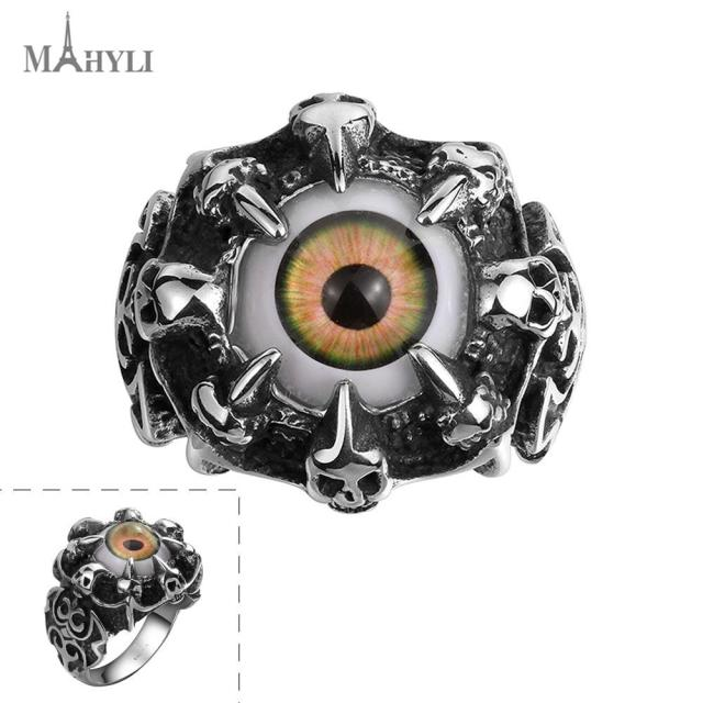 accessories claws item ring aliexpress squid sea men claw monster on alibaba titanium com octopus vintage jewelry adsorption couple in rings from