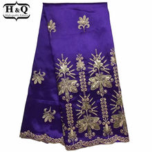 Hot Design George Wrapper Fabric With Sequins 5 Yards piece Indian George  Fabric In Lace High Quality For Party Clothing Dress 886f0a570bc4