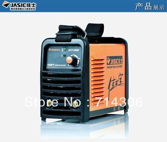 Goods  Quality shenzhen jasic inverter dc welder Christie small household treasure ZX7-200 IGBT welding. 3.2 mcd200 16io1 [west] quality goods