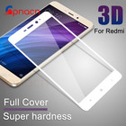 GPNACN Full Screen Protective Tempered Glass For Xiaomi Redmi 5A Redmi 4X 4A Protector Film For Redmi 4 4X 5A 4A Tempered glass