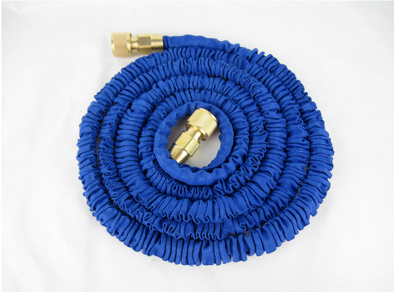 Retractable hose garden hose