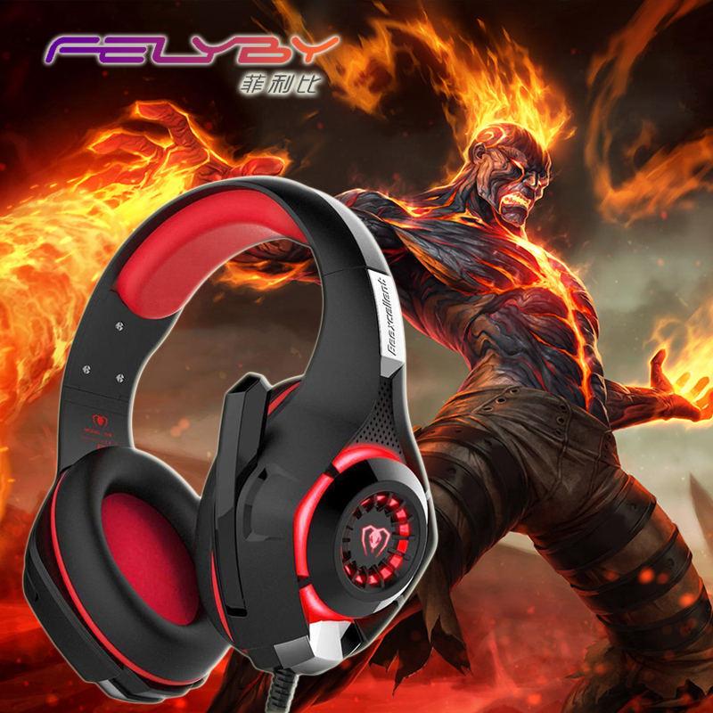 New gaming headphones for a mobile phones