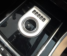 1 шт. автомобиля Шестерни головой стикер стиль Шестерни Цельнокройное украшения Обложка для JAGUAR F-темп F темп 2016 (X761)