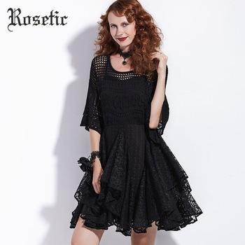 df8508fd939 Rosetic готический платье женский