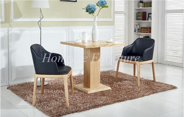 Venta de muebles de comedor de madera de roble natural