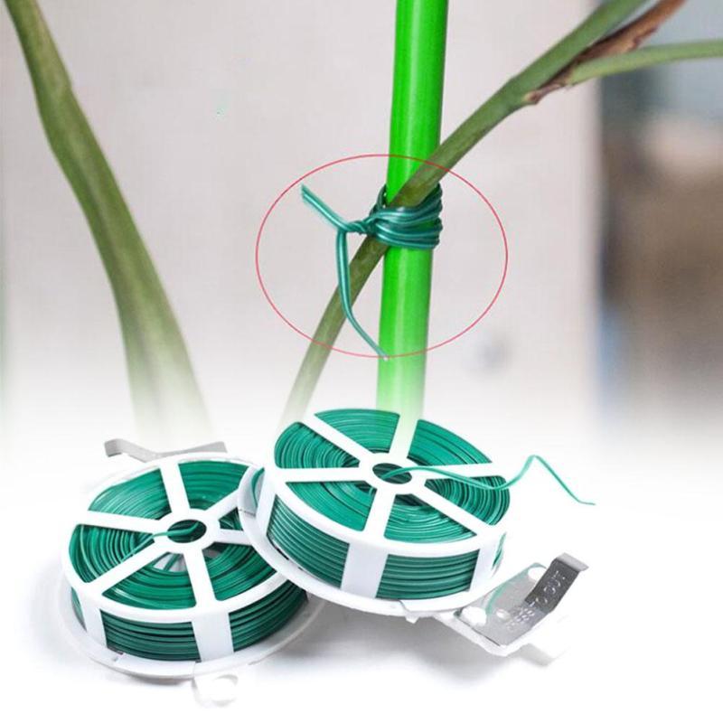 Garden Tie Wire : Popular twist ties spool buy cheap lots