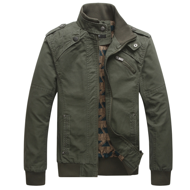 Brand New Autumn Clothes For Men Jacket Coat Outerwear Military Uniform Costumes Tactical Us Army Breathable Nylon Windbreaker 4