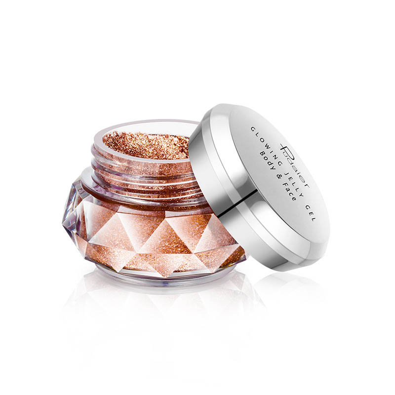 Eye Shadow Jelly Gel Jelly Face Body Specular Paste Mermaid Kyi Eye Shadow Beauty Sex Makeup Tool To Ensure Smooth Transmission