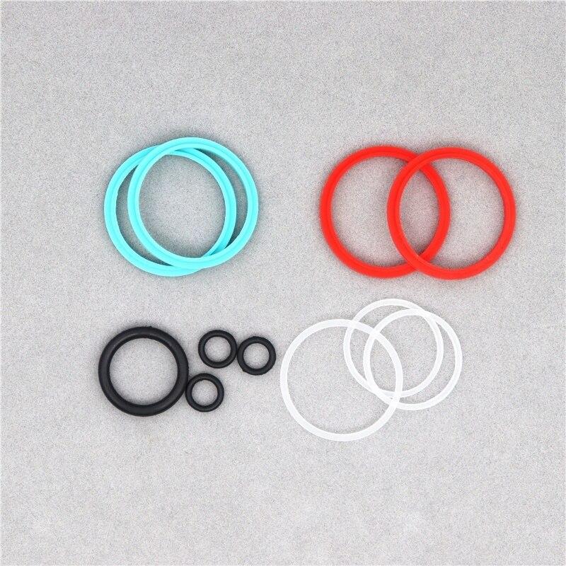 YUHETEC Silicone Seal Ring For E Cigarette Vandy Vape KYLIN RTA 11pcs/pack