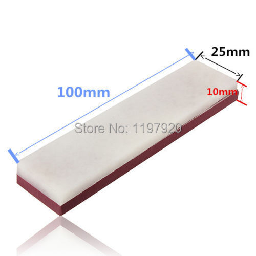 Fixmee Factory  Good Quantity 10000 3000 Grit Knife Razor Sharpener Stone Whetstone Polishing Tool Two Sides