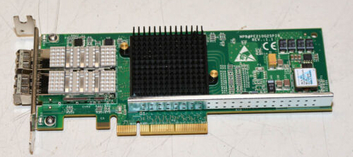 PE210G1SP19AE-SR PE210G2SP19-SR 10Gb  HBA FC Card Original 95% New Well Tested Working One Year Warranty