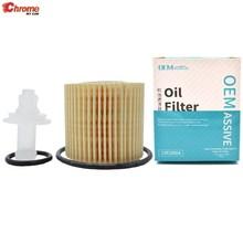Öl Filter 04152-YZZA6 Für Toyota C-HR Prius Plug-In Corolla Scion IM Lexus CT200H Pontiac 2,0 L 1,8 L 4 zylinder Auto Motor