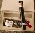 High Power 500000mw 500w 532nm green red laser pointers burn matches Lazers burn cigarettes,pop balloon+Charger+gift box