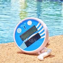 Baseinas accessores Aqua baseinas valymo priemonės LCD termometras Nemokamas pristatymas