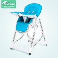 Teknum детский обеденный стул складной многоцелевой портативный ребенок ест ужин