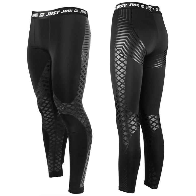 Polyamide Tight Legging Performance Active Legwear Printed Racer Tights Cool Elastane Training Pant for men women  цены