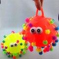 5 дюймов/6 дюймов/8 дюймов Рождественский бал лампочка выпуклой снежинки мяч флэш-Мао Maoqiu детей световой игрушки
