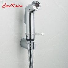 Двойной режим Ручной Биде душем портативный анальный очиститель душ спрей Shattaf набор со шлангом и держателем Здоровье Чистый интимный душ гигенический душ