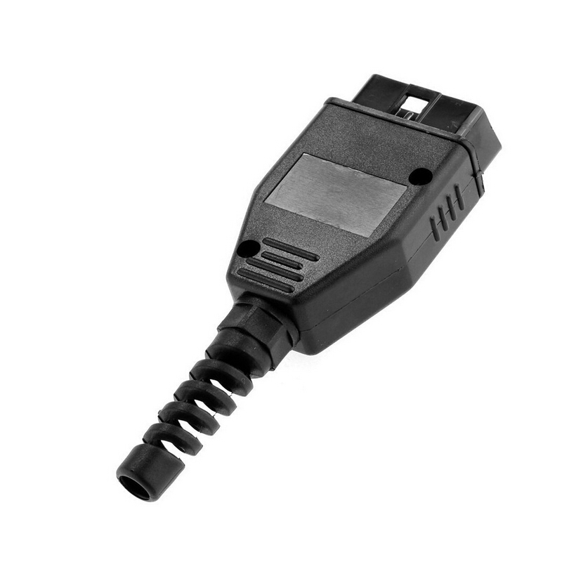 OBD2 OBDII J1962 Stecker Stecker Verdrahtung Diagnose Adapter 16 PIN ...