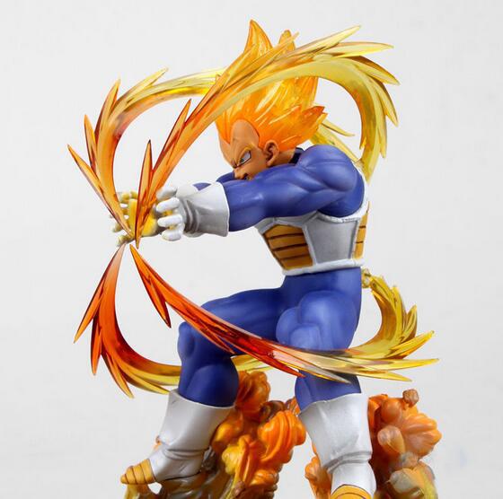 Action Figure Vegeta Dragon Ball Z 3