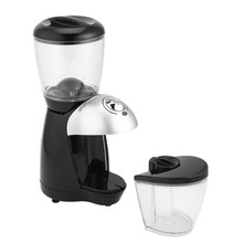Professional Coffee Grinder Home Use Electric Grinding Machine Equipped With 420 Stainless Steel Grinding Disk EU Plug