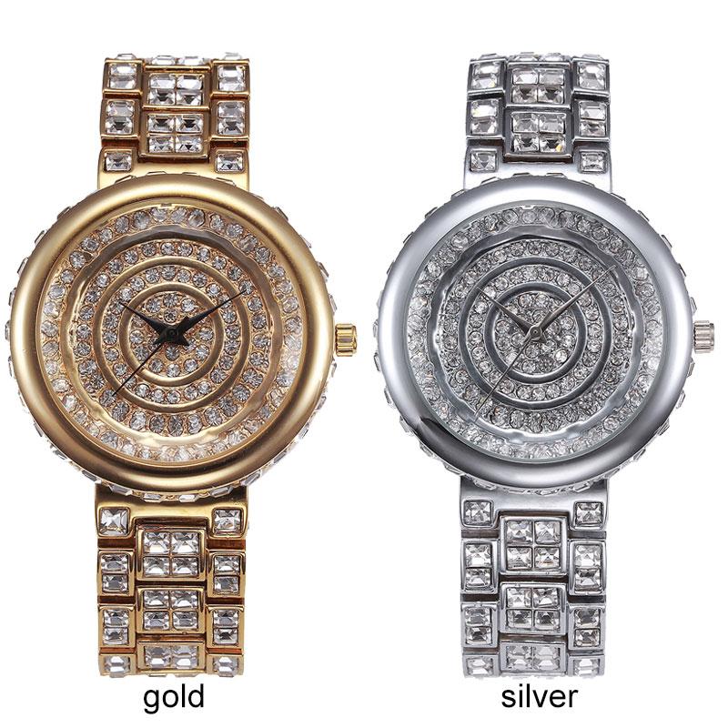 MISSFOX Miss Fox Merk Casual Dameshorloges Zilveren Armband Horloge - Dameshorloges - Foto 4