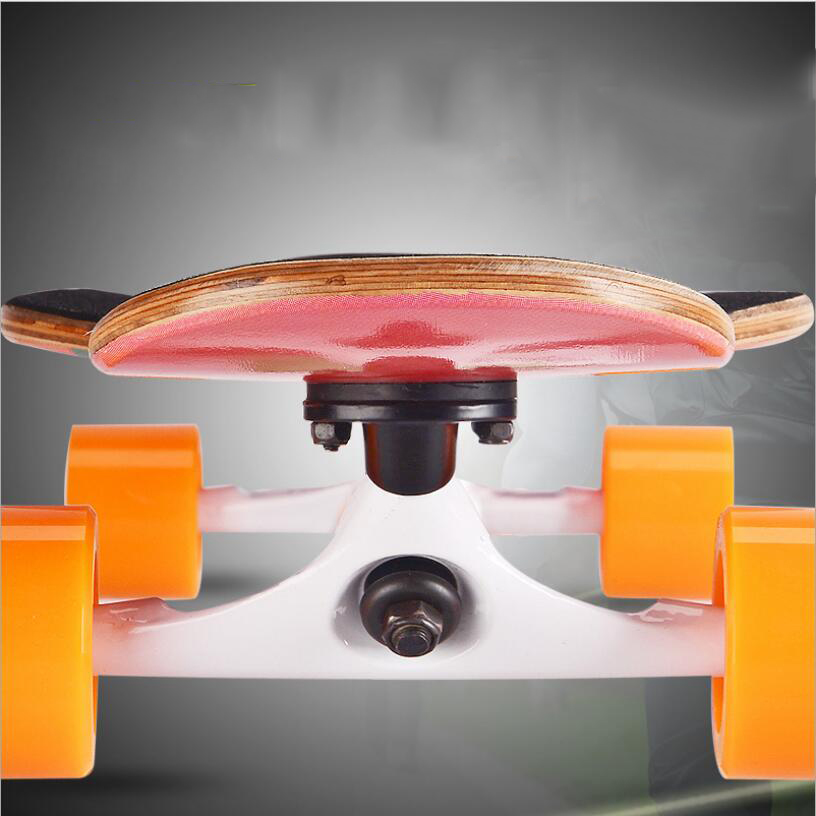 Image 2 - Professional Dancing Longboard Deck 107CM Highway Dance Board Downhill Freestyle Road Brush Street Skate Longboard Skateboard-in Skate Board from Sports & Entertainment