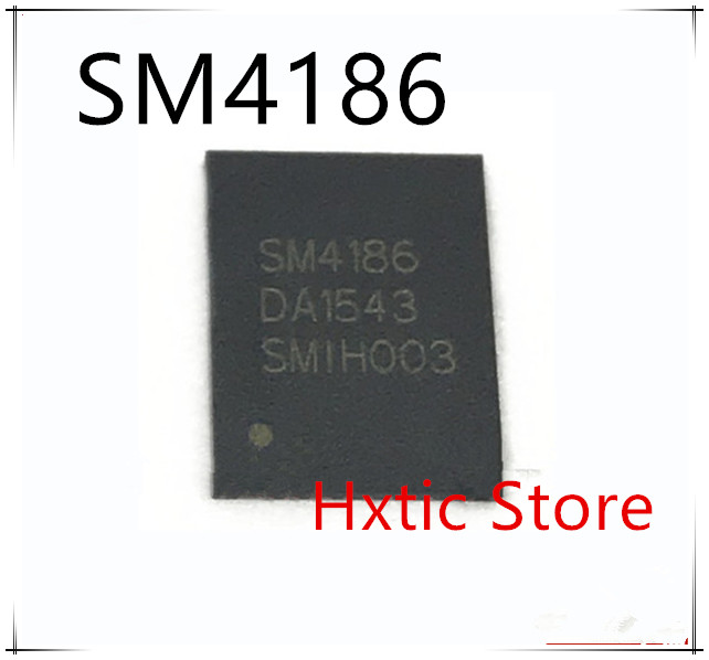 NEW 1PCS/LOT SM4186 QFN IC