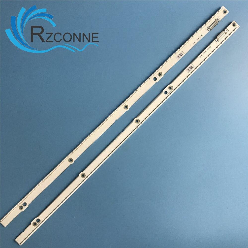 465mm LED Backlight Lamp strip 52leds For Samsung 37inch TV UE37ES6710 SLED 2012SVS37 7032NNB 2D compatible tv lamp for samsung hls5686wx xaa