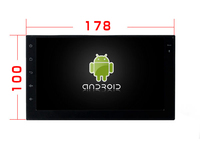 7 2Din 1024 600 Android 6 0 Car Tap PC Tablet 2 Din Universal For Nissan