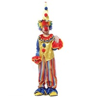 Halloween Costumes Kids Children Funny Clown Costume Naughty Harlequin Uniform Fancy Cosplay Clothes Boys Girls Funy