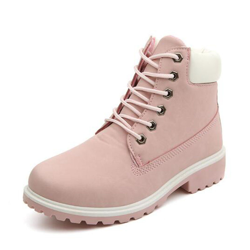 Online Get Cheap Pink Combat Boots -Aliexpress.com | Alibaba Group