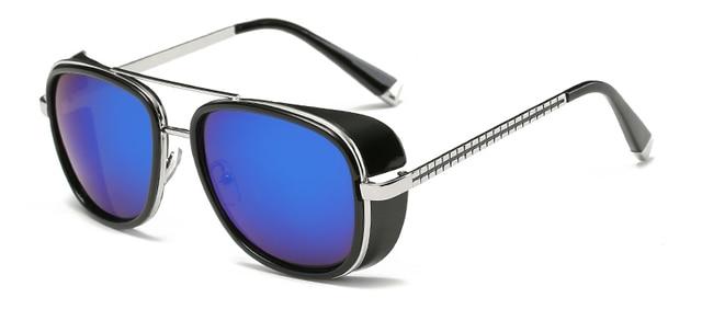 Samjune Iron 3 Matsuda Sunglasses Men 2
