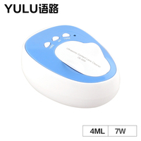 Ultrasonic Cleaner Bath Contact Lenses Glasses Jewelry Treasure Mini Watch Electronic Parts Timer Rings Teeth Ultrasound
