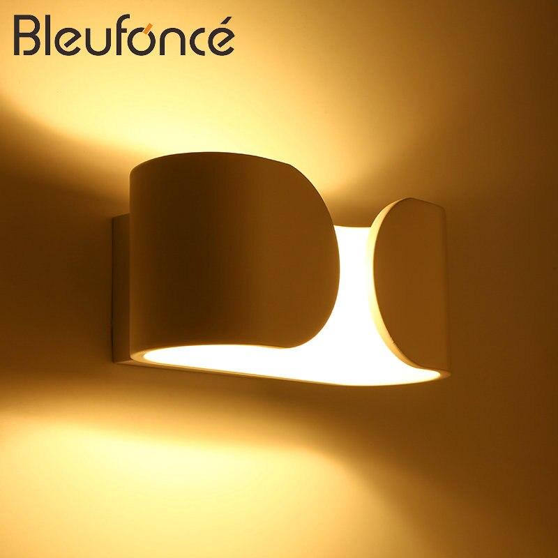 Aliexpress Moderne LED Wandleuchten Innen Schlafzimmer Wohnzimmer Beleuchtung 2X3 Watt COB Wandleuchte Dekorative 110 V 22