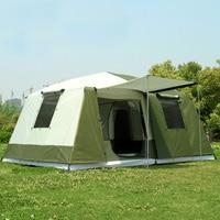 Большая космическая палатка для отдыха на природе 10 12 человек Высокое качество роскошная Семья/вечерние 2 комнаты 1 зал анти УФ наружная пал
