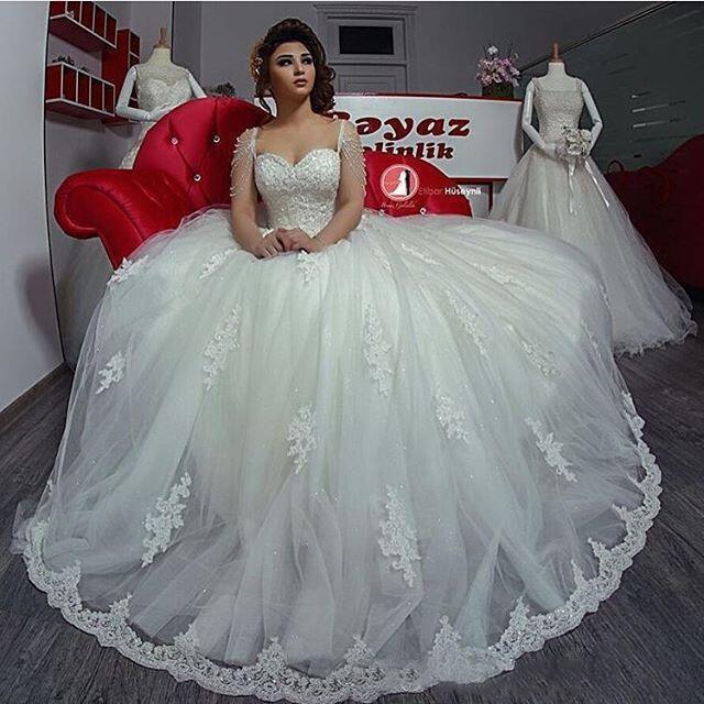 ec307f6b6fd Vestido de noiva Luxury Tube Top Beading Crystals Bride Wedding Dress 2017  White Ivory Lace