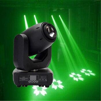 Высокая Выходная светодиодная движущаяся головка, светодиодный точечный свет 150 Вт, Профессиональный Dj Gobo Точечный светильник, сценическое...