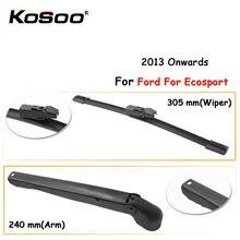 Kosoo Авто Задняя щетка автомобильного стеклоочистителя для