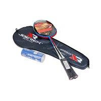 Carbon Fiber Badminton Racquets Professional Sports Racket Aluminum carbon badminton racket set