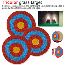 Archery Equipments  Thickness Outdoor Sports Shooting Bow Straw Target Single Layer