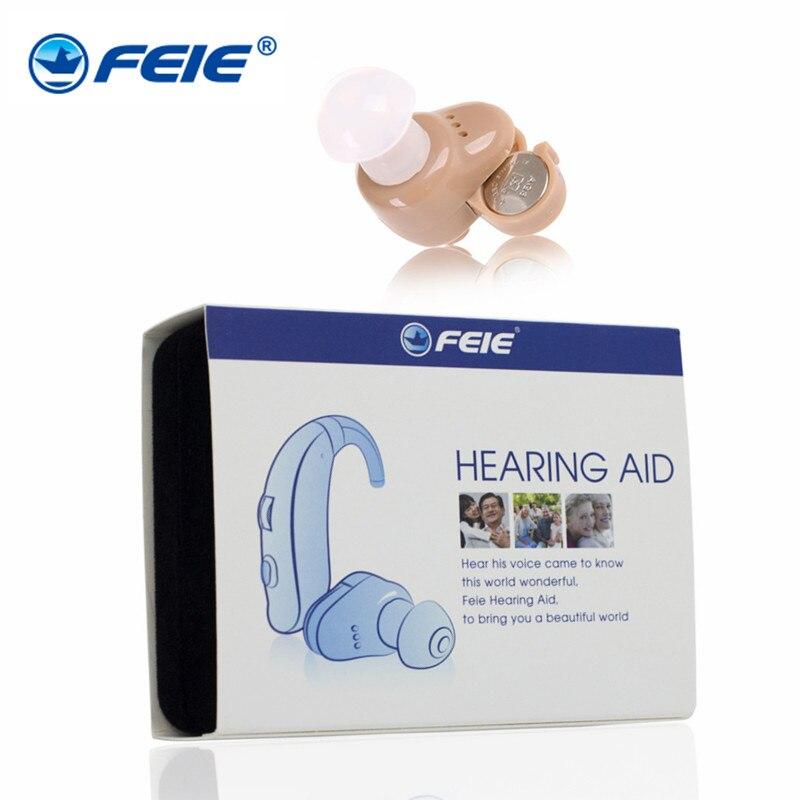 2pcs/lot Guangzhou ITE Hearing Aid Sound Enhancement Amplifier Hearing Machine for Deanfess Deaf aid S 900 accept paypal