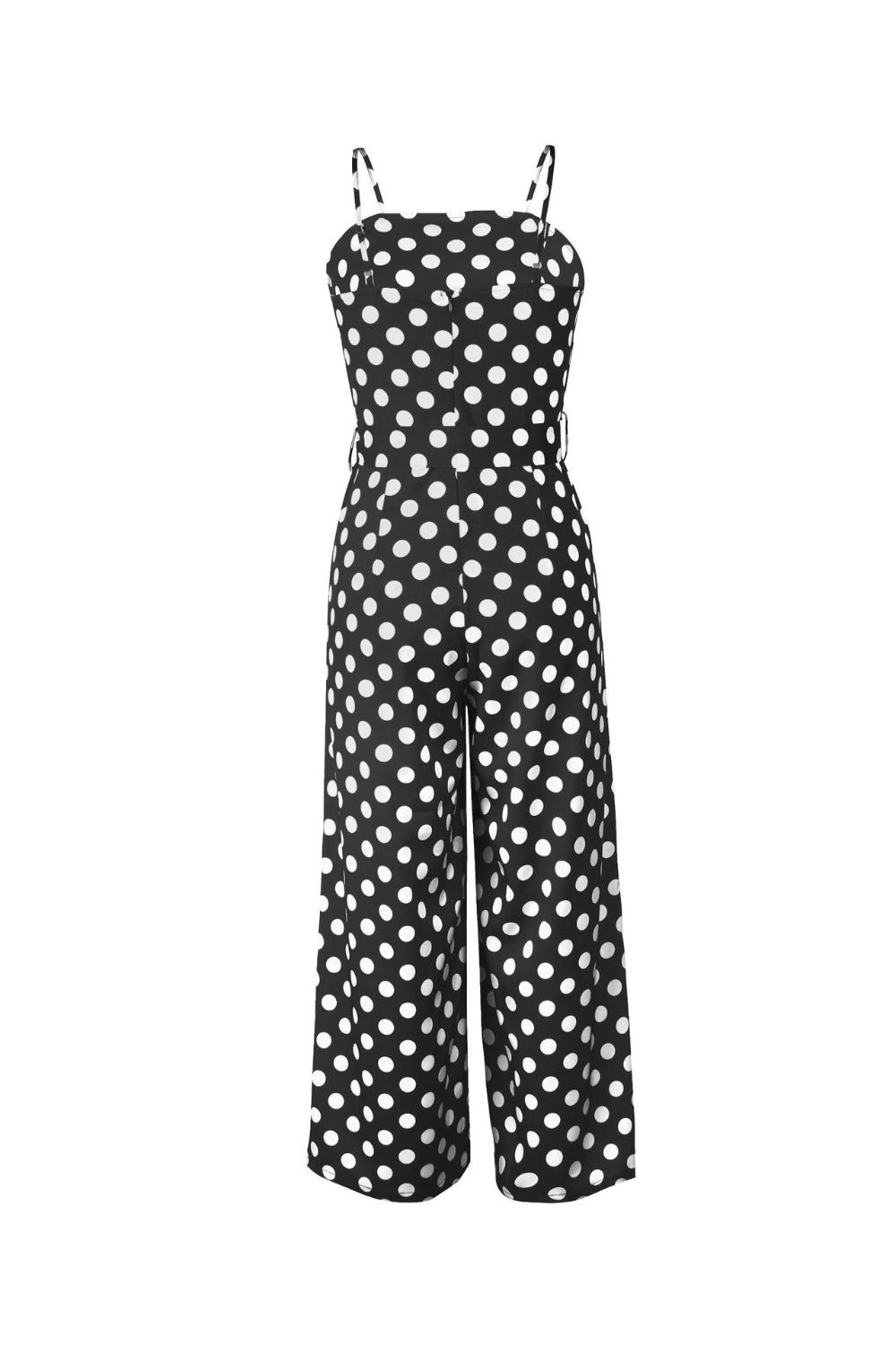 HTB1uscCbcfrK1RkSmLyq6xGApXaH - Women Rompers summer long pants elegant strap woman jumpsuits polka dot plus size jumpsuit off shoulder overalls for womens