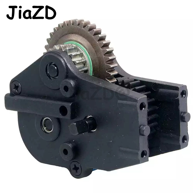 RC car 1/10 HSP 08063 speed reducer with metal Diff. Gear Box For 1/10 4WD RC Model Car Monster 94188