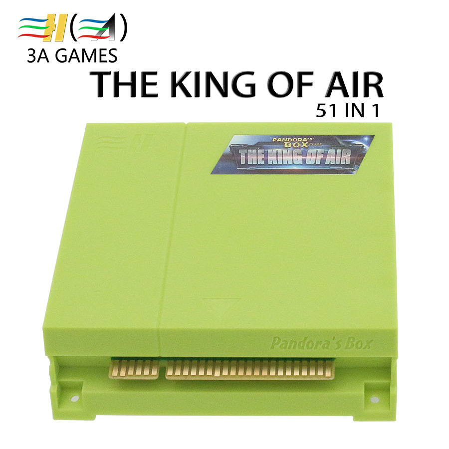 China manufacture The King of Air 51 in 1 mini arcade game jamma multi game board for coin operated machine Pandora's Box Class power engineering ebook collection