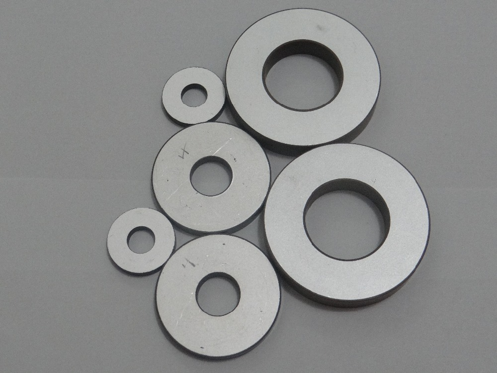 30*15*5mm Piezoelectric Ceramic Ring,UCE piezo Ceramic <font><b>30*15*5</b></font> for ultrasonic transducer image